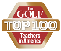 Chuck Evans Golf Magazine Top 100 Teacher