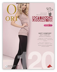 Леггинсы ORI Soft Touch Legging 120 den