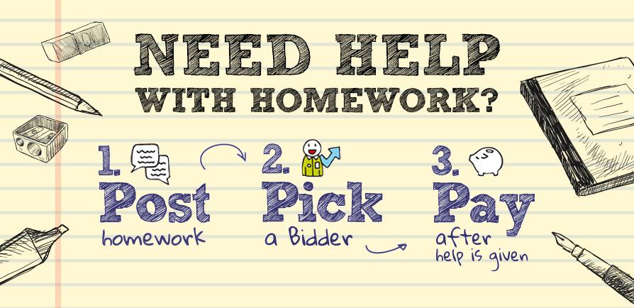 Last minute homework help