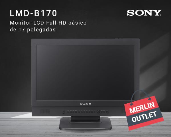 Monitor Sony LMD-B170