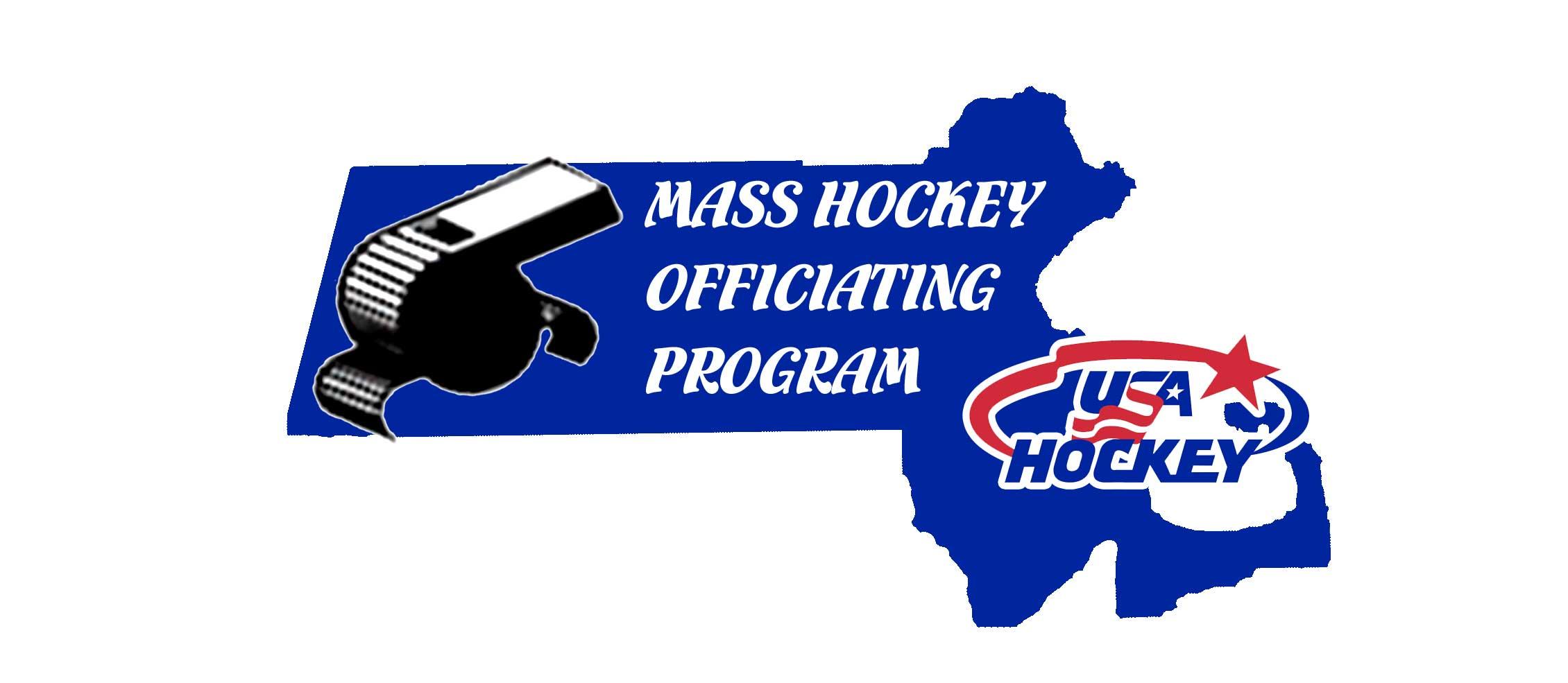 Mass Hockey Officiating Program
