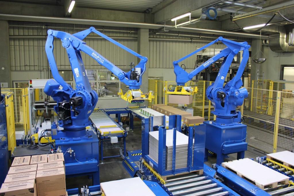 Системи автоматизації виробництва