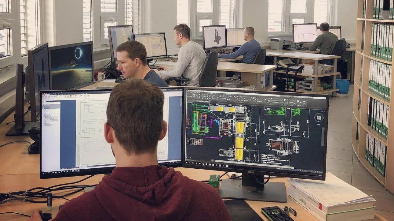 Проектування за допомогою 3D CAD технологій
