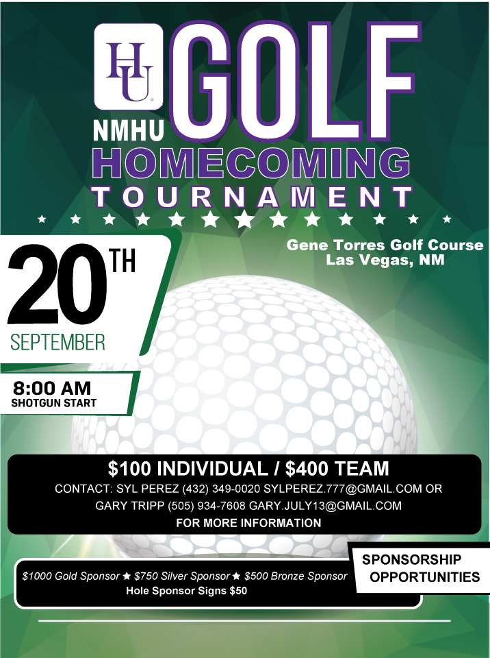 H Club Golf Tournament, Sept 20
