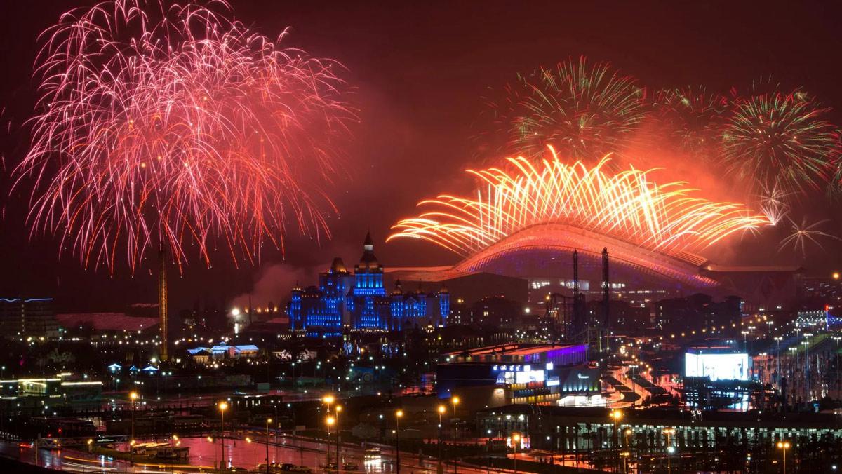 сочи фото новый год долго думая, очаровательная