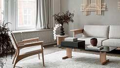 Японская фабрика Karimoku запускает бренд мебели