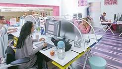 Карим Рашид разработал коллекцию офисной мебели