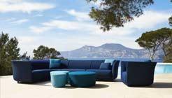 М.Вандерс представил новую коллекцию мягкой мебели