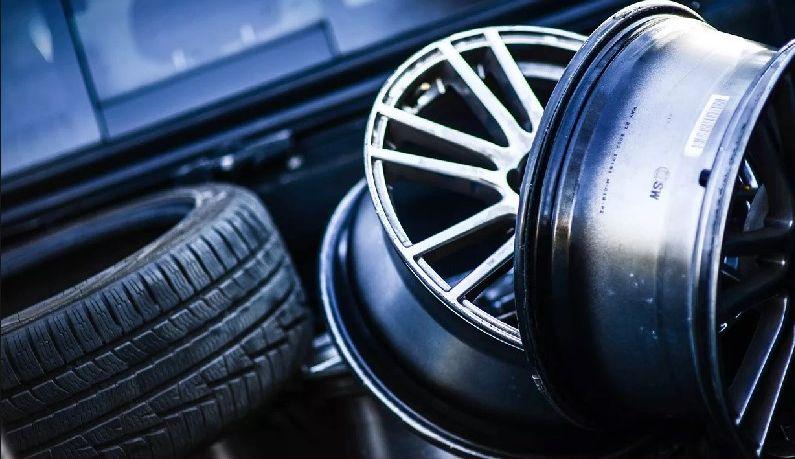 Шины и колёса
