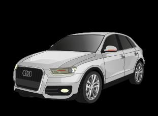 CarsData SmartPack™ - Потеря мощности выше 3000 об/мин на AUDI Q3