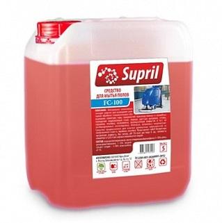 Средство для мытья полов Supril FC-100 5 кг.